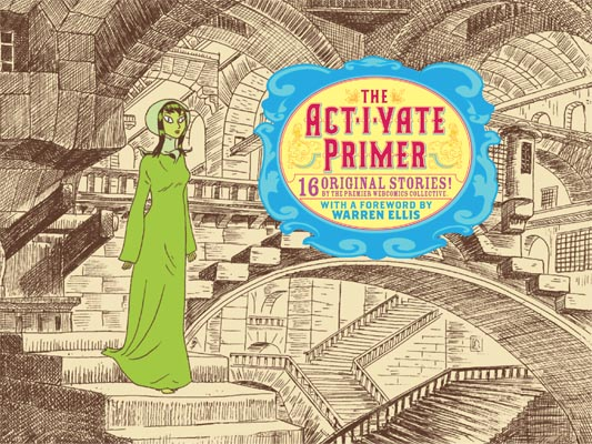 The Act-I-Vate Primer cover