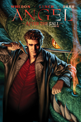 Angel: After the Fall Hardcover