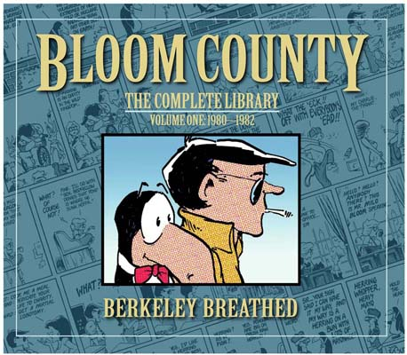 Bloom County Vol 1 cover