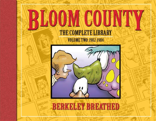 Bloom County Vol 2 cover