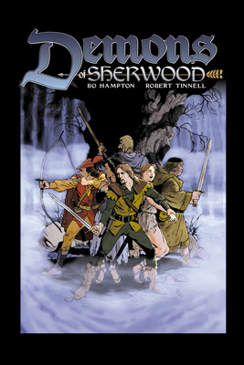 Demons of Sherwood cover