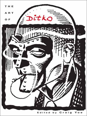 The Art of Ditko cover