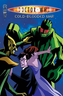 Doctor Who: Cold-Blooded War cover
