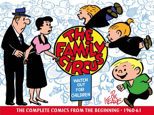 Family Circus vol 1 cover