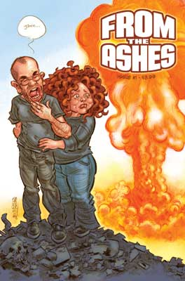 From the Ashes, cover 1