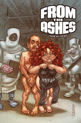 From the Ashes, cover 4