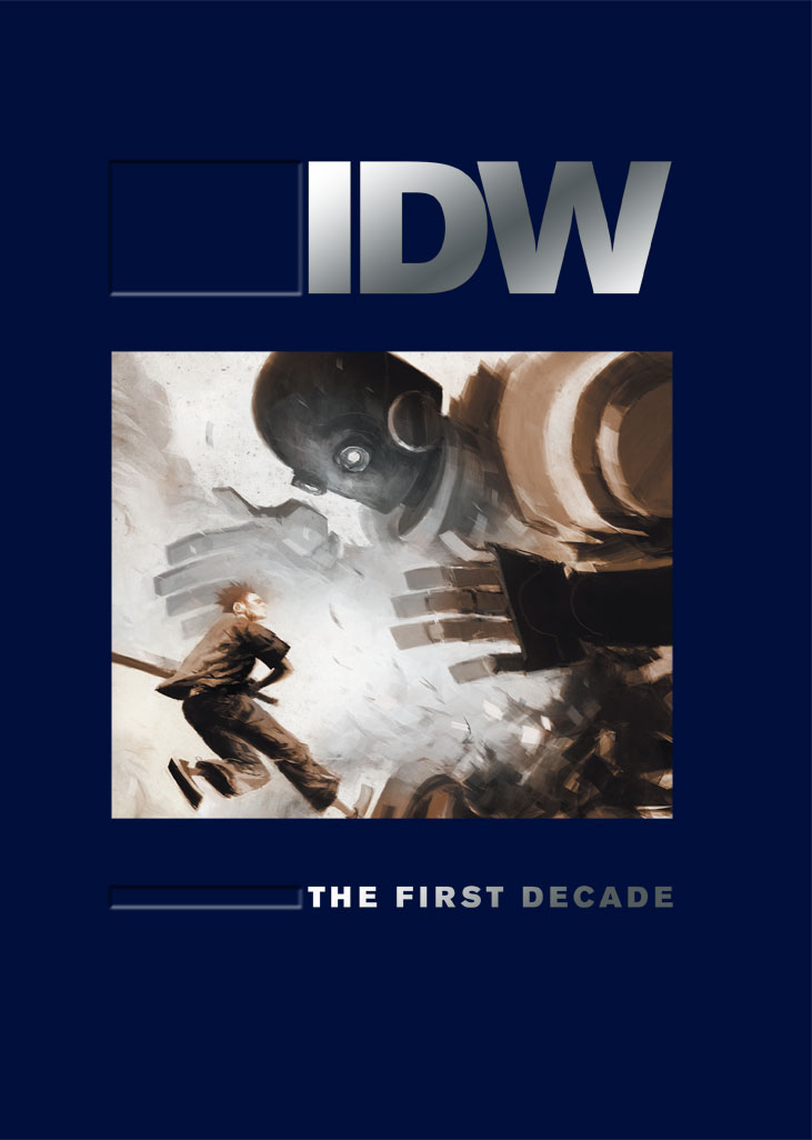 IDW X cover