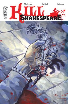 Kill Shakspeare #1 cover