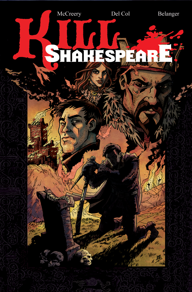 Kill Shakespeare Vol 1