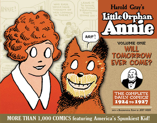 Little Orphan Annie, Vol 1 cover