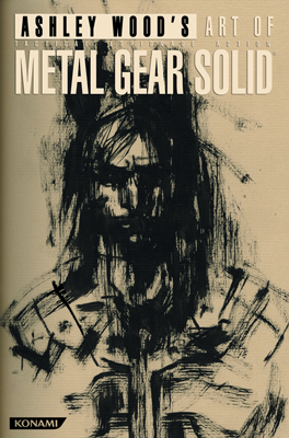 Ashley Wood's Art of Metal Gear Solid, cover