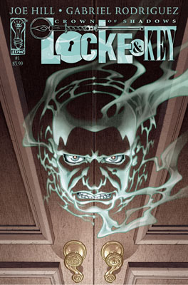 Locke and Key: Crown of Shadows #1 cover