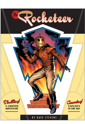 The Rocketeer Collection cover