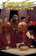 Star Trek: Deep Space Nine: Fool's Gold cover