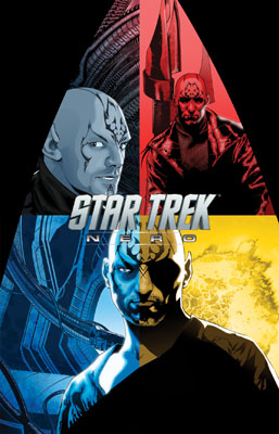 Star Trek Nero TPB cover