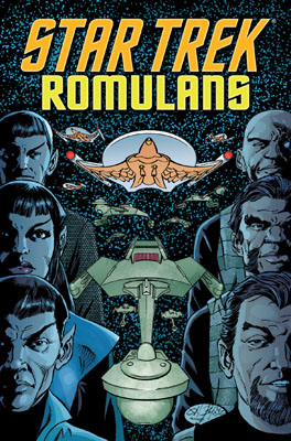 Star Trek: Romulans Pawn of War TPB