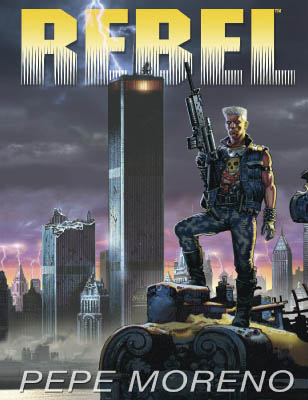 Rebel TPB cover