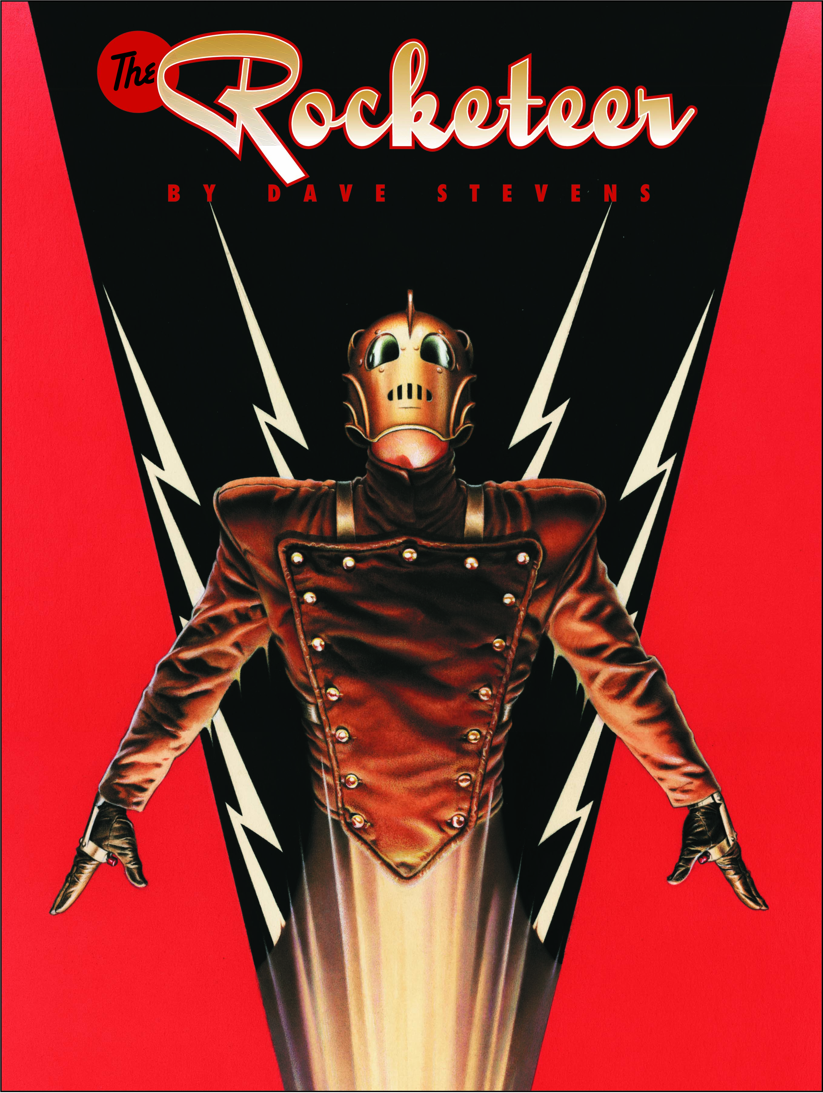 The Rocketeer Collection Blasts Off IDW Publishing