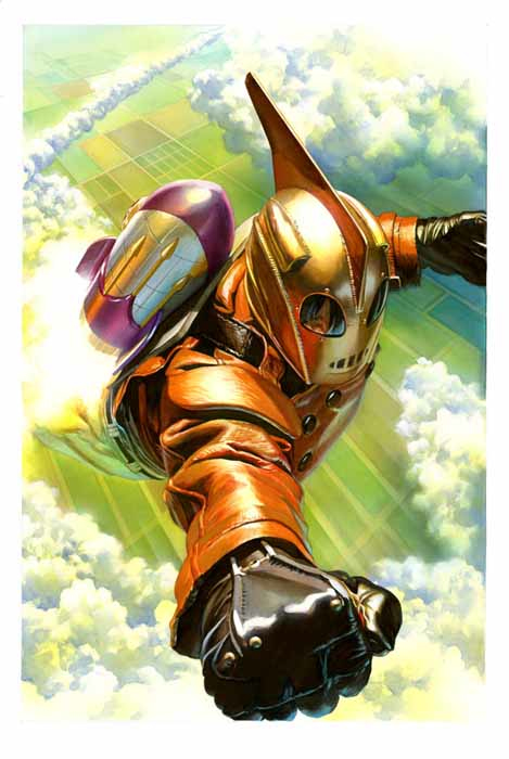 The Rocketeer by Alex Ross