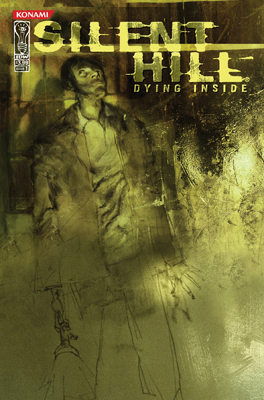 Silent Hill: Dying Inside #1 cover
