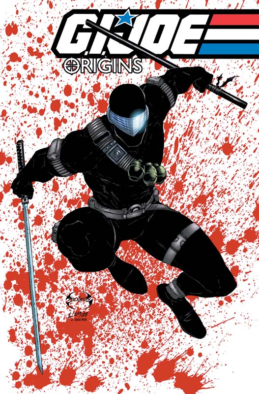 G.I. Joe: Origins Vol 4
