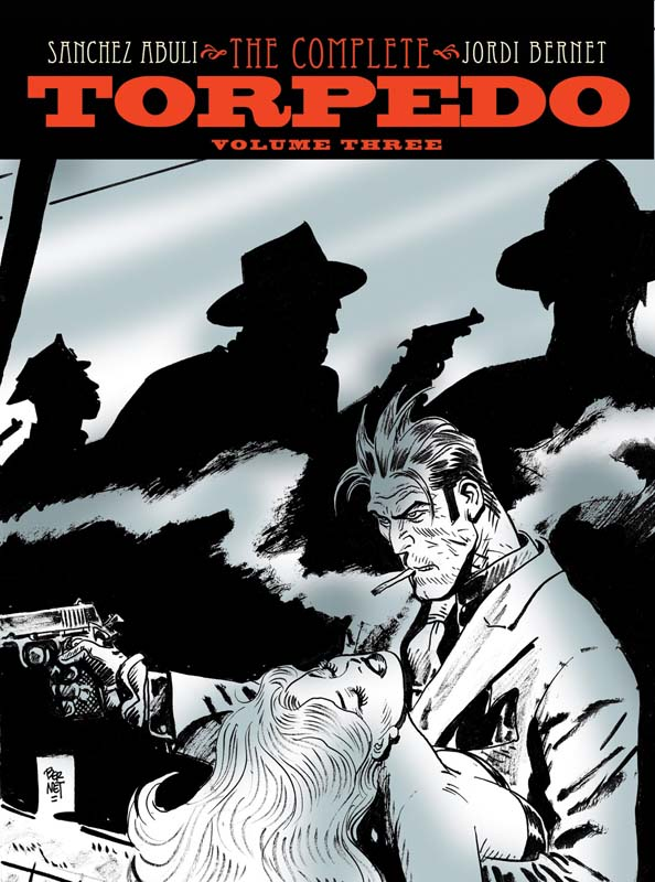 Torpedo Vol 3 cover