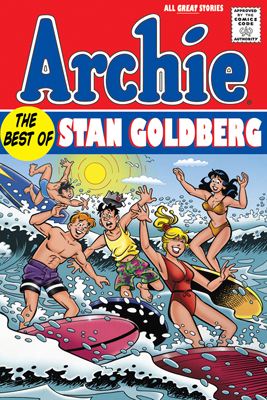 Archie: Best of Stan Goldberg cover