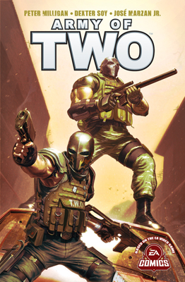 Army of Two, Vol. 1 TPB cover