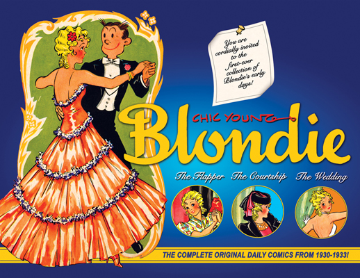 Blondie, Vol. 1 cover