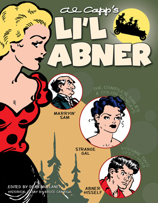 Li'l Abner, Vol. 2 cover