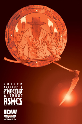 Phoenix Without Ashes #2 cover