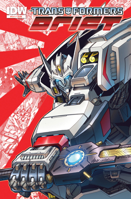Transformers: Drift #1 cover
