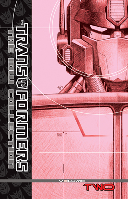 Transformers IDW Collection Vol. 2 cover