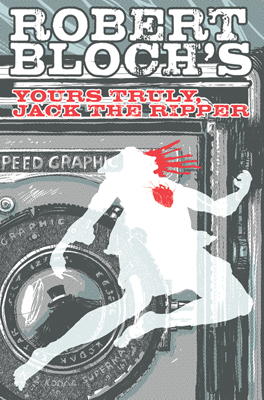 Yours Truly, Jack the Ripper TPB Cover