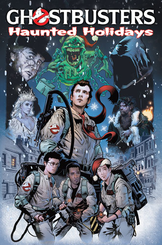 Ghostbusters Haunted Holidays