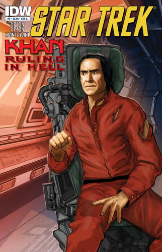 Star Trek: Khan #2
