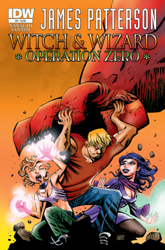 Witch & Wizard: Operation Zero