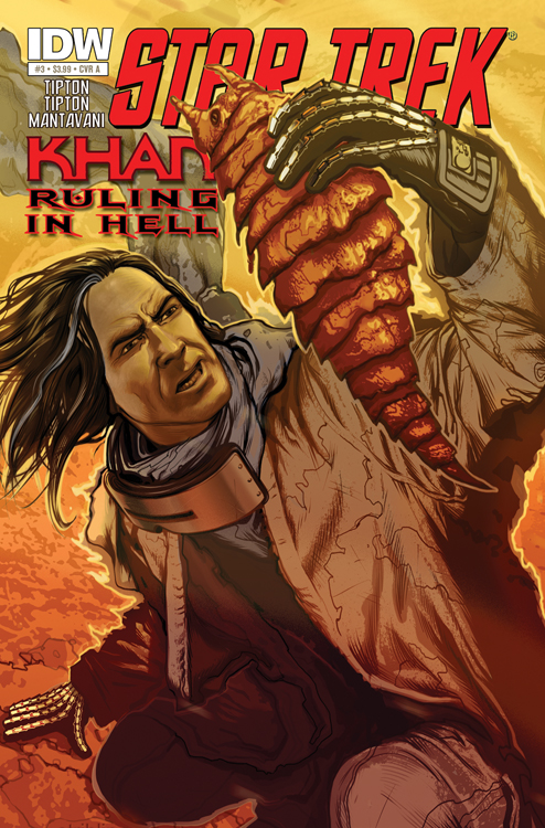 Star Trek: Khan #3