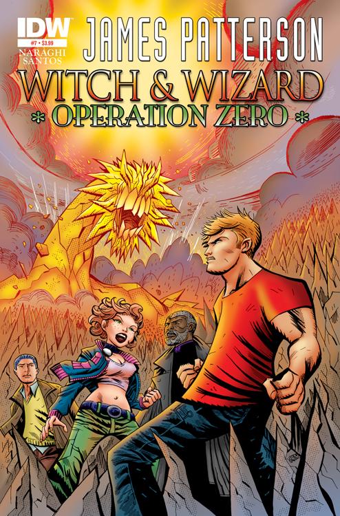 Witch & Wizard Operation Zero #7
