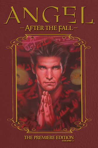 ANGEL: AFTER THE FALL PREMIERE EDITION, VOL. 1 cover