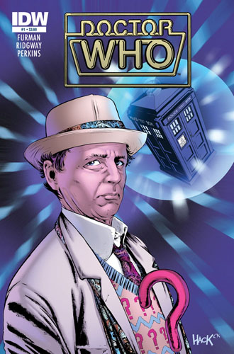 Doctor Who Classics: The Seventh Doctor #1 cover