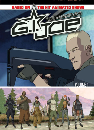G.I. JOE: RENEGADES, VOL. 1 cover