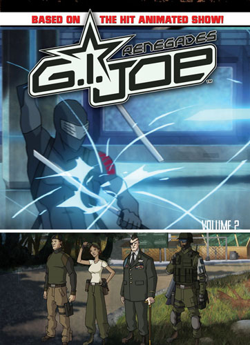 G.I. JOE: RENEGADES, VOL. 2 cover