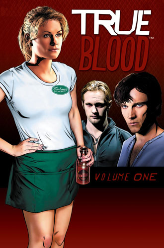 TRUE BLOOD, VOL. 1 HC: ALL TOGETHER NOW cover