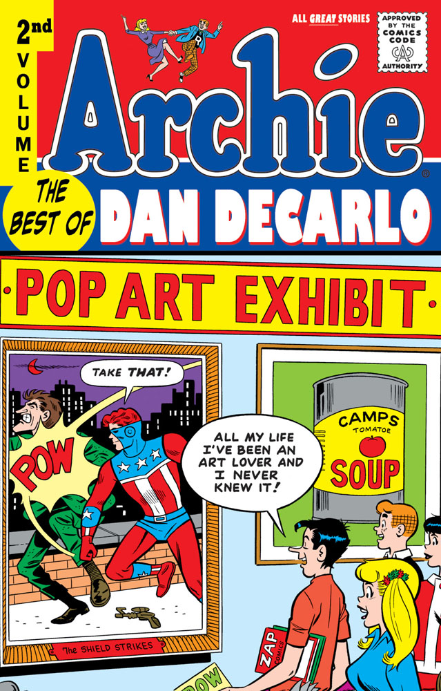ARCHIE: BEST OF DAN DeCARLO, VOL. 2