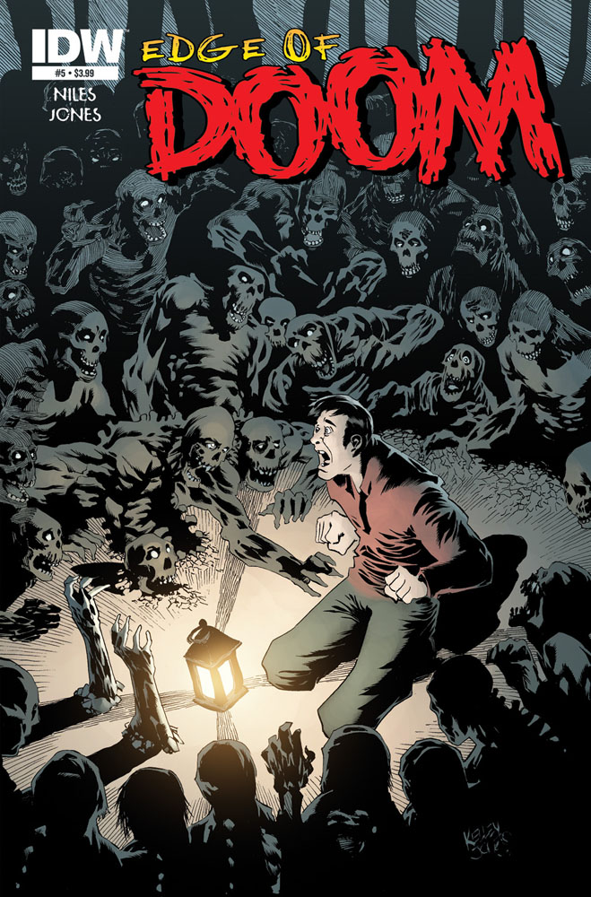 EDGE OF DOOM #5 cover