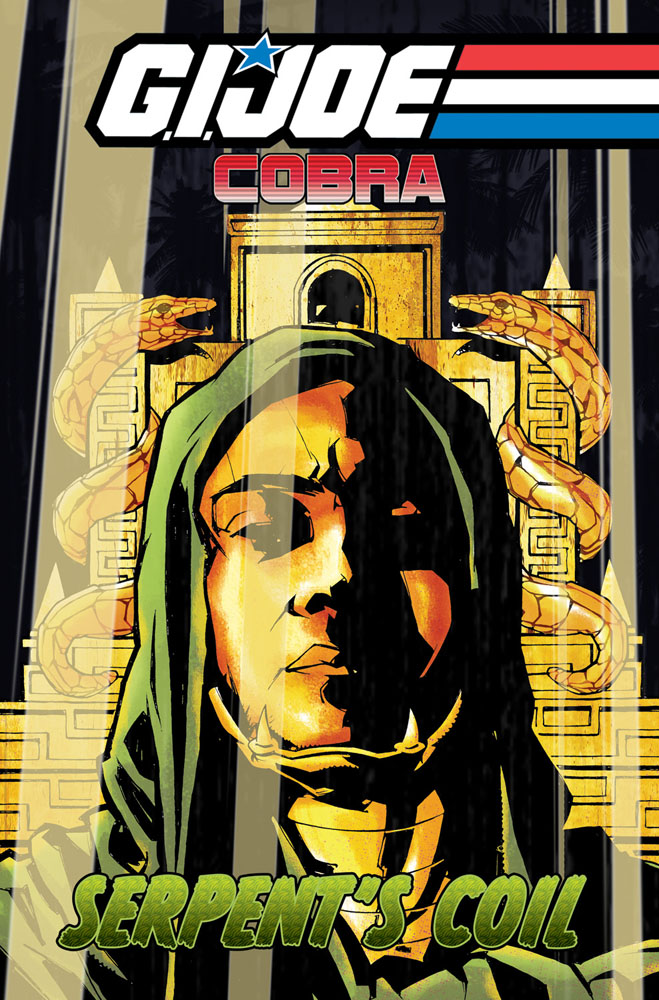 G.I. JOE: COBRA VOL. 3 cover