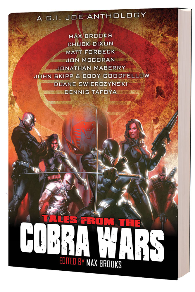 G.I. JOE: TALES FROM THE COBRA WARS cover