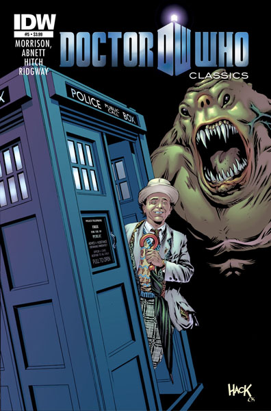 Doctor Who Classics: The Seventh Doctor #5