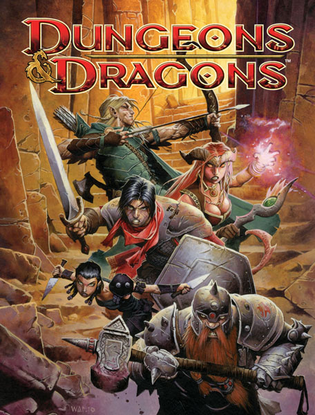 Dungeons & Dragons Vol 1
